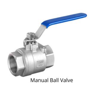 Manual Ball Valvepro